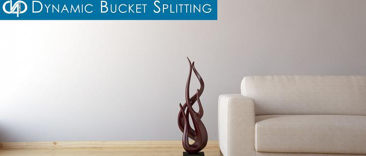 VRAYforC4D Dynamic Bucket Splitting